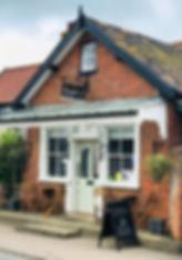 The Well Coffee Shop, Hopton, Suffolk