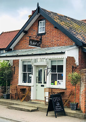 The Well Coffee Shop, Hopton, Suffolk