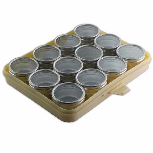12 Jewellery Storage Pots & Container