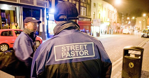 United Methodist Church Southend  Street Pastors