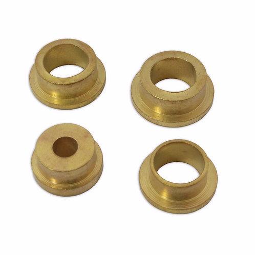 4pc Brass Pivot Bushes