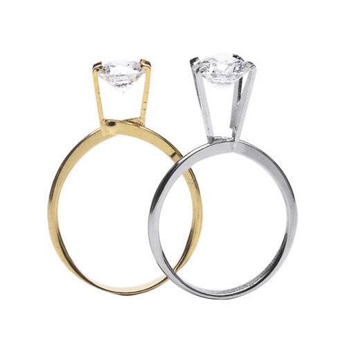 Gem & Diamond Spring Claw Holder/ Display