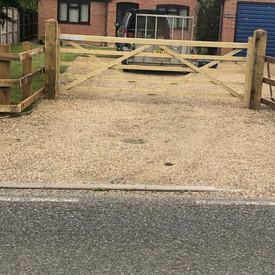 Gates fencing Suffolk