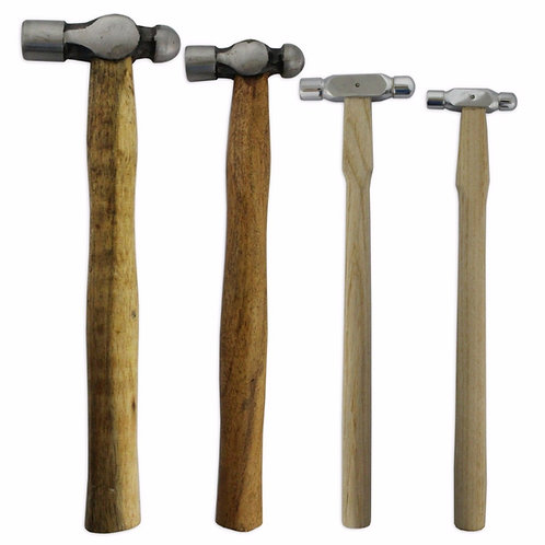 Ball Pein Hammers Range : 1, 2, 4, 8oz