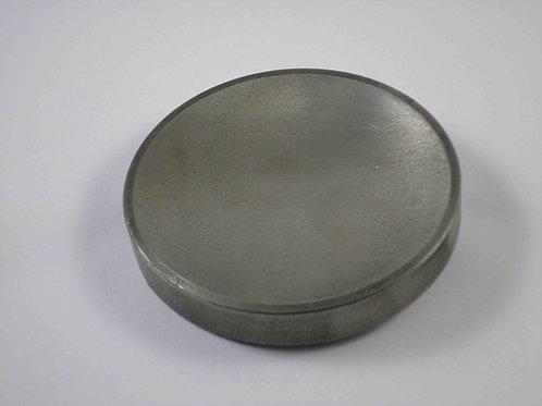 100mm Concave Round Steel Hardened Bench Block
