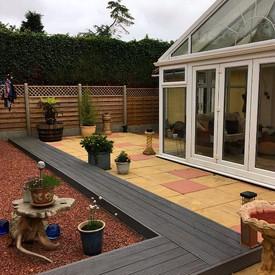 Landscape gardener Suffolk