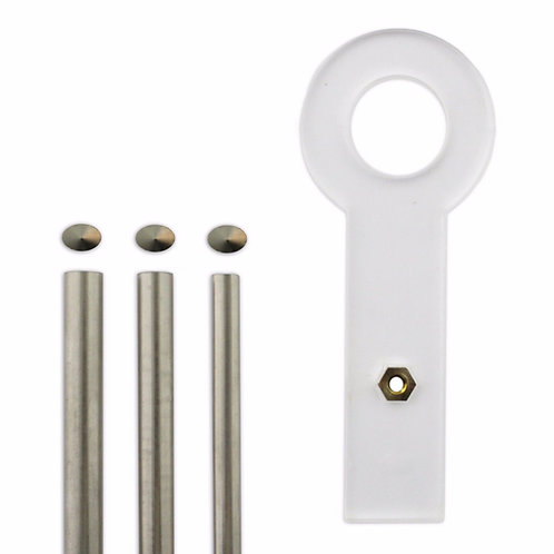 OVAL very high quality jump ring maker 6/8 & 5/7 & 4/6mm craft tool