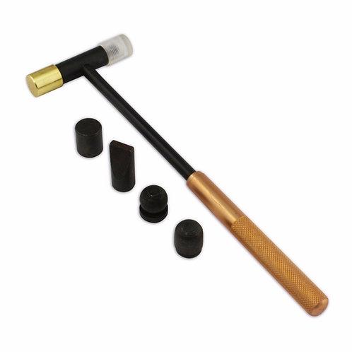 6 Part Interchangeable Hammer Set