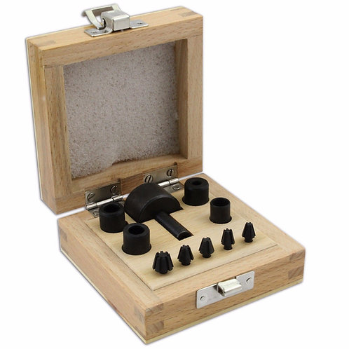 Claw Setting Kit : Set of 9 (Wooden Box)