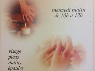 Massage-Bien-Être à la Ligue contre le cancer