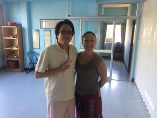 Diplômée de la Old Medecine School de Chiang Mai