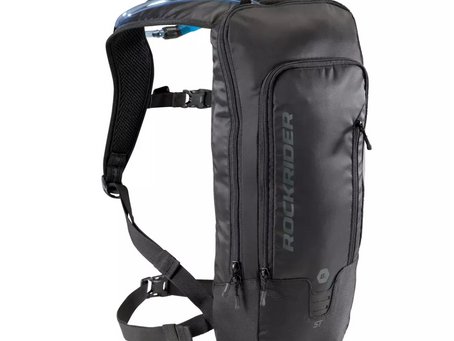 MTBBaas Review - Decathlon Camelback
