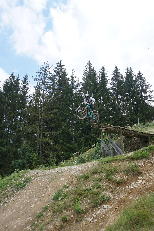 favourite mountain bike destination is definitely Sölden