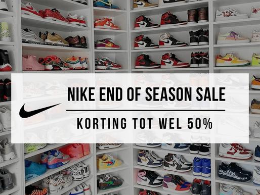 Heb jij al wat gekocht van de Nike EOS Sale?