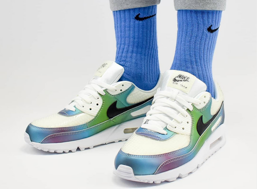 "Nieuwe Nike release; Nike Air Max 90 ""Bubble Pack""!"