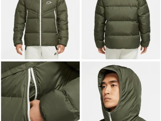 Flinke korting op deze gruwelijke Nike Sportswear jacks