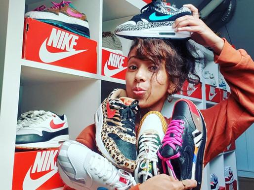 Sneakerplaats interview met @little_miss_air!