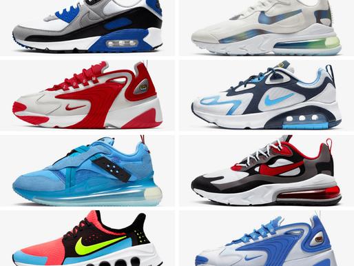 Top 8 dikste Nike heren sneakers met korting tot wel 74%!