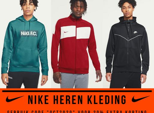 """De dikste HEREN kleding van Nike uit de """"End of Season Sale"""""""