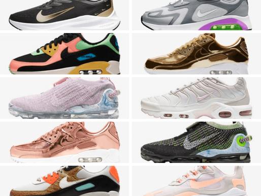 De mooiste Nike dames sneakers met 25% korting!