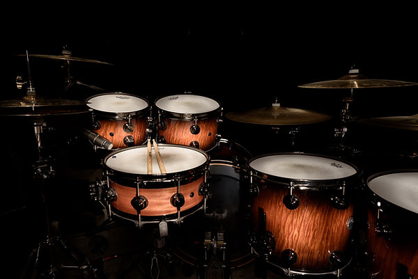 DW Collector's Maple/Mahogany
