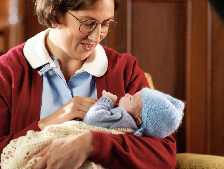 Yes I used a picture of Chummy... I don't really watch Call the Midwife but know that i'd rather I was thought of in this sense than a OBEM sense.