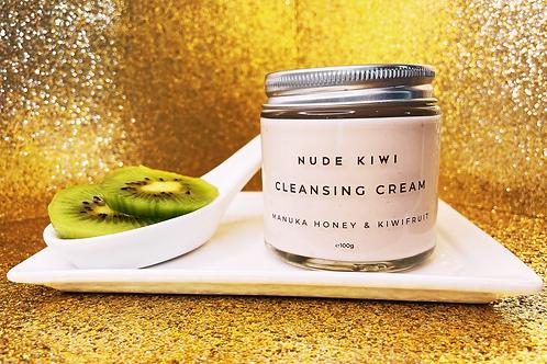 Cleansing Cream - Manuka Honey & Kiwifruit - 100g