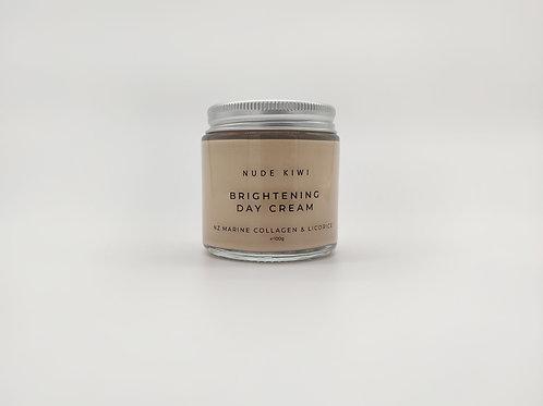 Brightening Day Cream - NZ Marine Collagen & Licorice - 100g