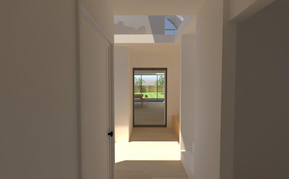 Corridor to kitchen.jpg