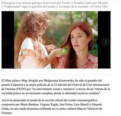 Mouras de Olga Osorio
