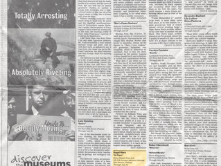 Crítica NEW YORK TIMES