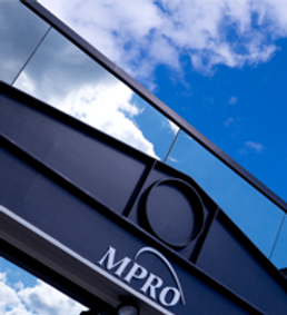 Exterior photo of MPRO