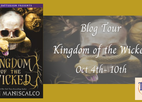 Kingdom of the Wicked Schedule