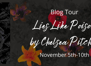 Lies Like Poison Blog Tour Schedule