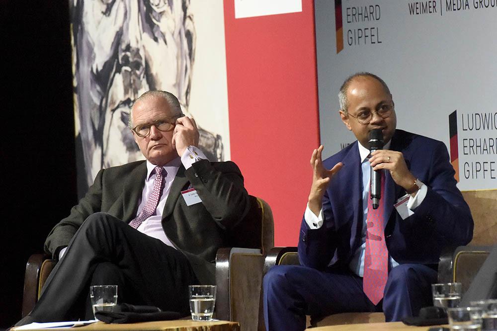 Ludwig Erhard Gipfel Wirtschaftsgipfel Am 10 11 Januar 2019