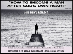 2015 Men's Retreat