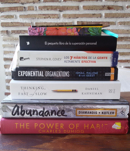Our top 6 recommendations to read!