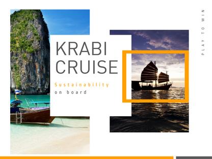 Krabi Sunset & Sunrise Cruise, Sustainability Hero Change Agents!