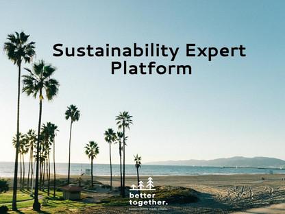 Online Sustainability Training Platform!