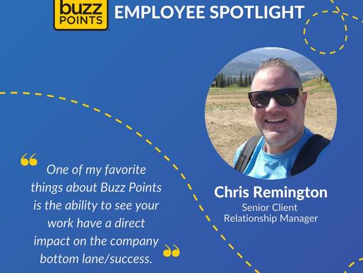LinkedIn Spotlight - Chris Remington
