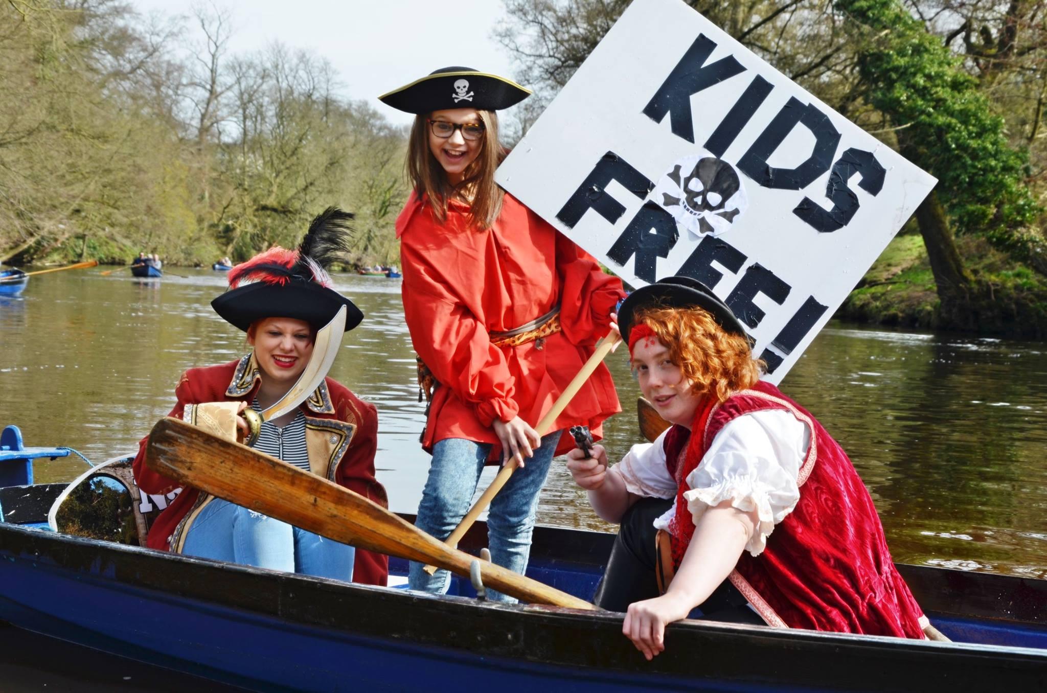 Children go free!