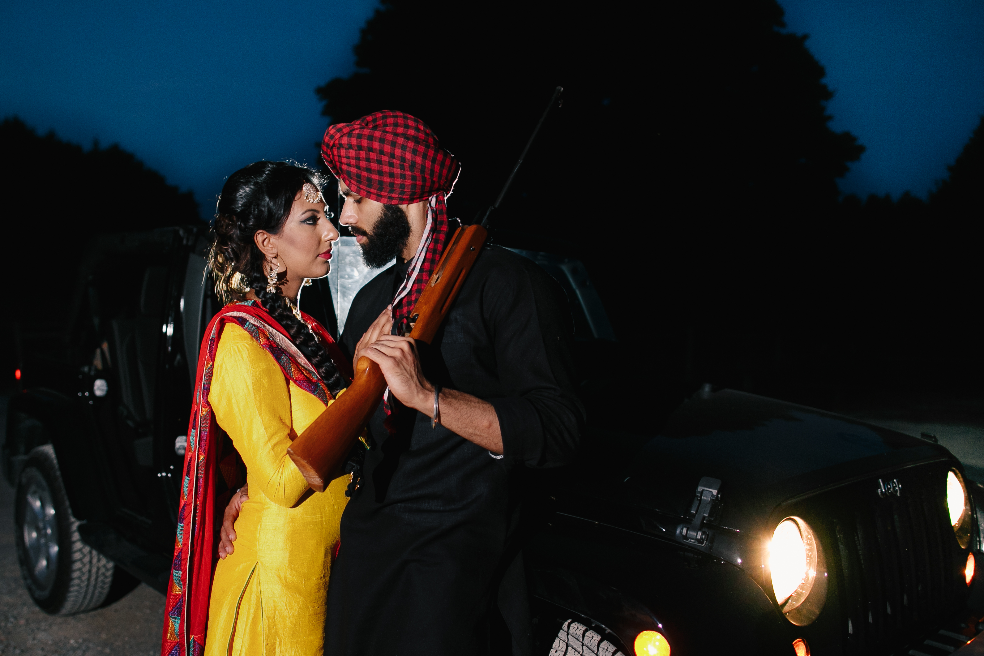 Raman & Inderbir E-Shoot-70