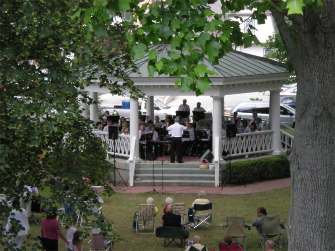 Pavilion_MoCo Civic Band Concert