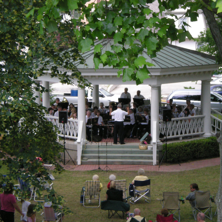 Civic Band Concerts 2022