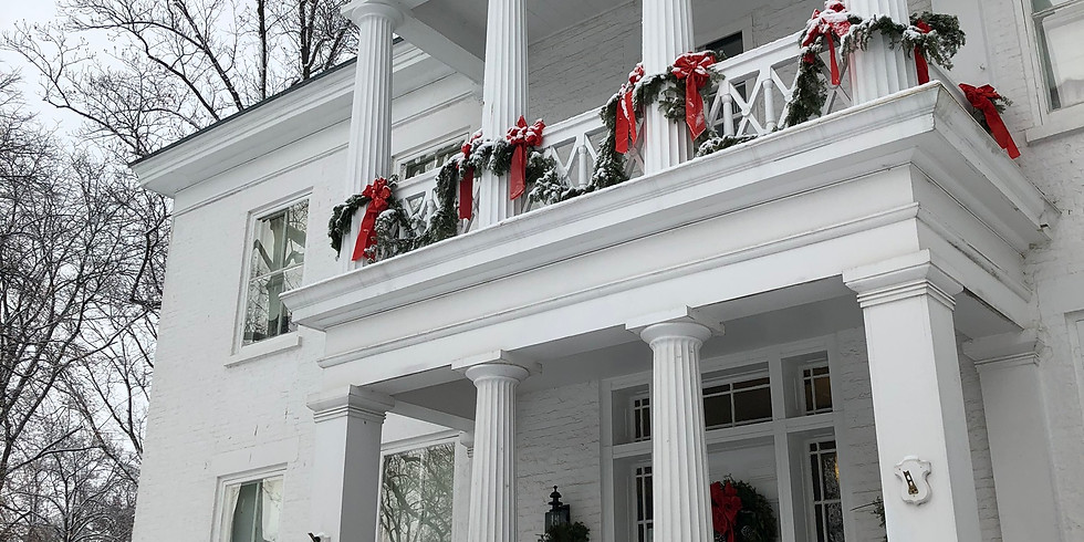 Christmas at Lane Place