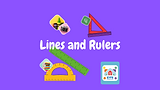 Lines and Rulers