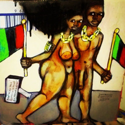2014 SELF LOVE DONT NEED YO SYSTEMATIC RULES art by Marcellous Lovelace