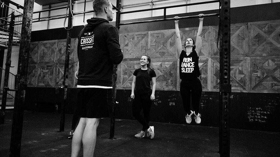Osobní trénink -Balíček Standart