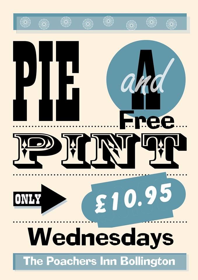 Wednesday is Pie Night