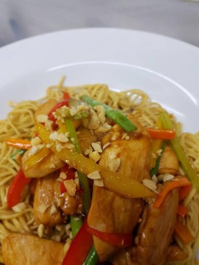 Vietnamese noodles.